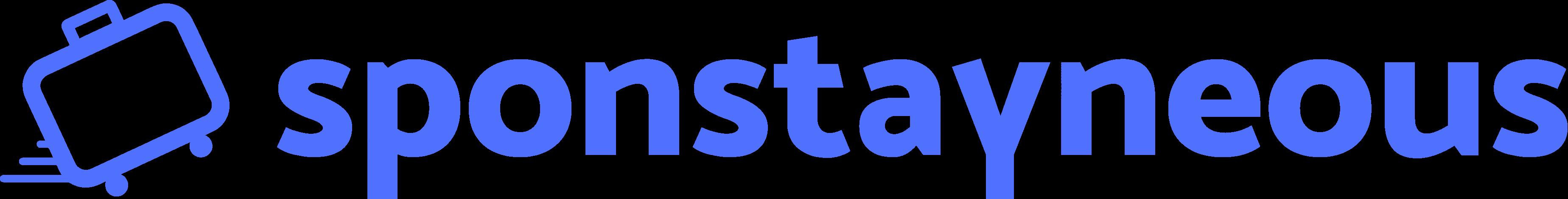 Sponstayneous-logo-blue